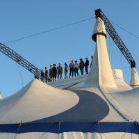 Spectacle de fin de promotion des élèves de la classe de terminale option arts du cirque (promo 19) - CHATELLERAULT