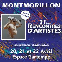 Rencontres d'Artistes - MONTMORILLON