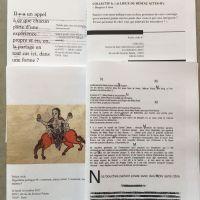 CONFORT ACADEMY : POÉSIE CIVILE - LA MÉCANIQUE D'ÉNONCIATION - POITIERS