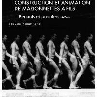 Stage : fabrication et animation de marionnettes à fils - CHAUVIGNY
